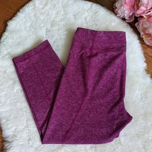 Under Armour cropped leggings active wear